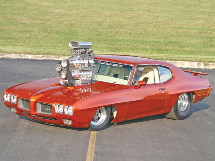 Double Blown 70′ GTO with 1600 HP | Furious.one