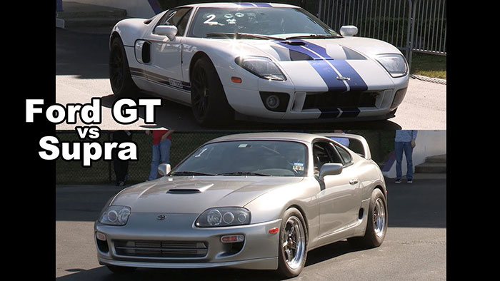 These Two Rides Are About As Nasty As Two Street Cars Can Get The Ford Gt Has Legendary Capability And Can Make Huge Power With Very Little Modification